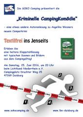 Plakat DinA4 Lichtbund Niederrhein