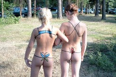 Jugend Bodypainting